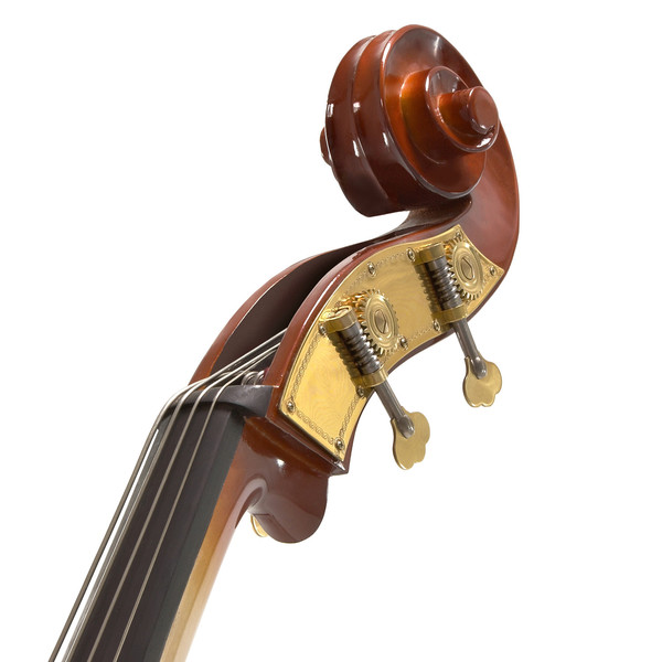 Full Size Orchestral Bass by Gear4music
