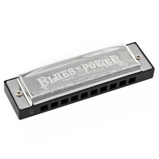 Blues Harmonica Set by Gear4music