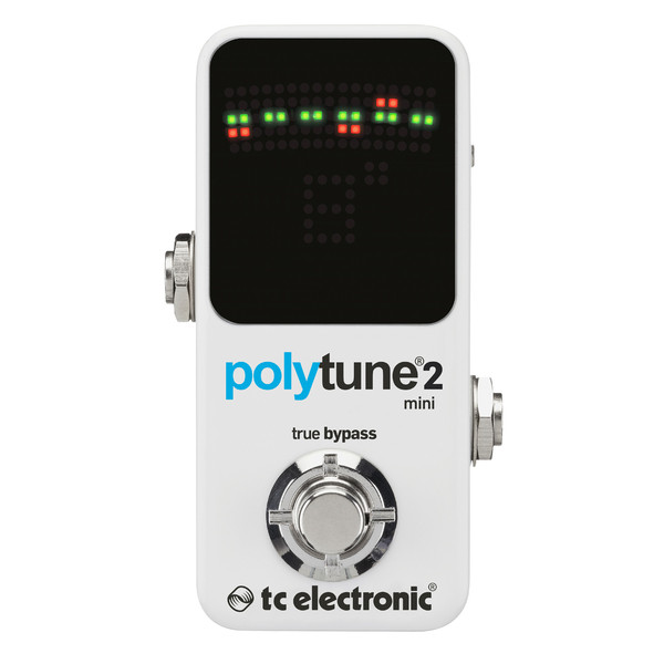 TC Electronic PolyTune 2 Mini