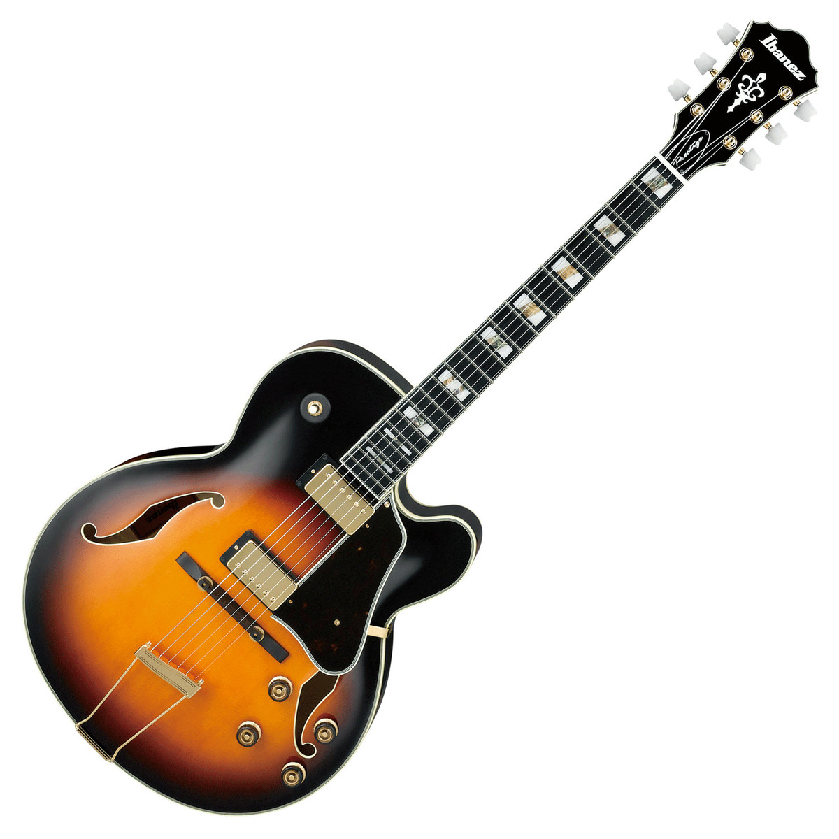 Click to view product details and reviews for Ibanez Af200 Artcore Brown Sunburst.