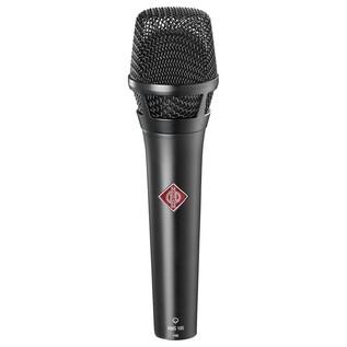 Neumann KMS 105 Super Cardioid Condenser Vocal Mic, Black