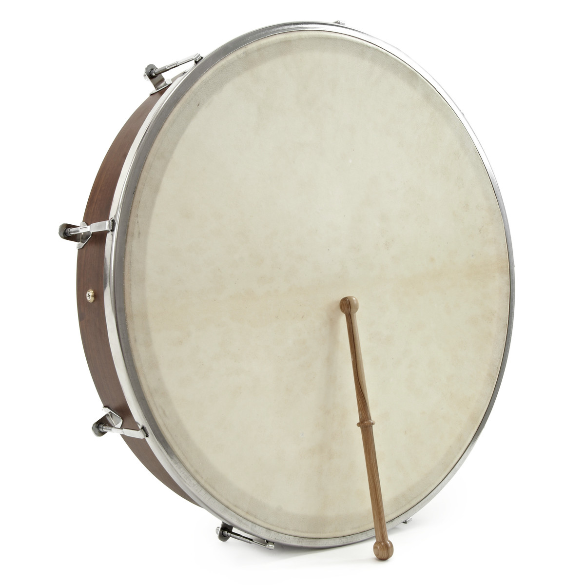 18 Inch Tuneable Bodhran with Bag and Beater