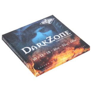 Rotosound DZ10 Dark Zone Electric Guitar Strings, 10-60