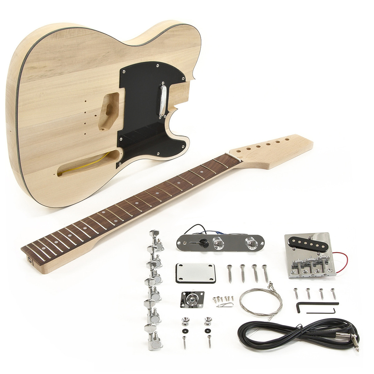 Knoxville Electric Guitar Diy Kit At Gear4music Wiring Diagram