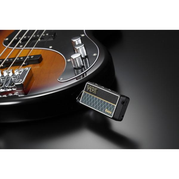 Vox amPlug 2 Guitar Headphone Amp, Bass