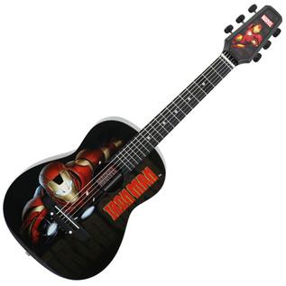 Peavey MARVEL Iron Man 1/2 Size Acoustic Guitar
