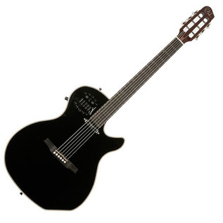 Godin Multiac Spectrum Black HG with Bag