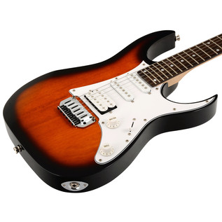 Ibanez GRG140 Electric Guitar, Sunburst with FREE Gift