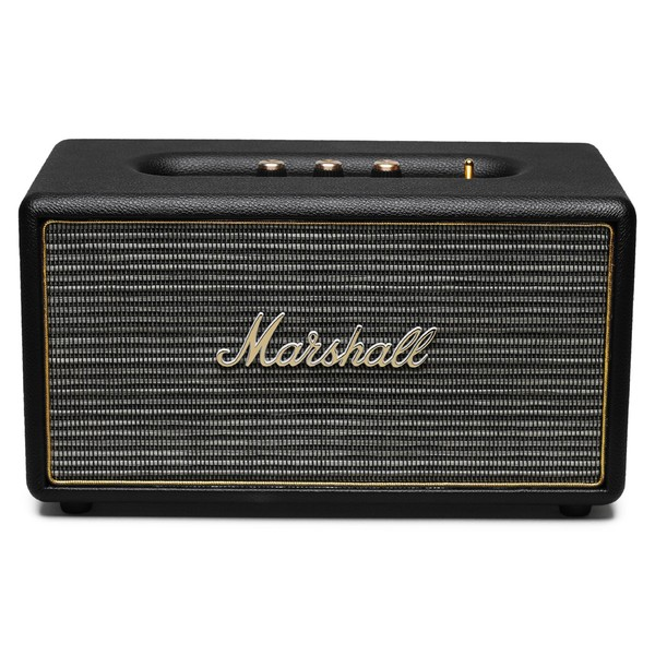 Marshall Stanmore Active Stereo Bluetooth Speaker, Black