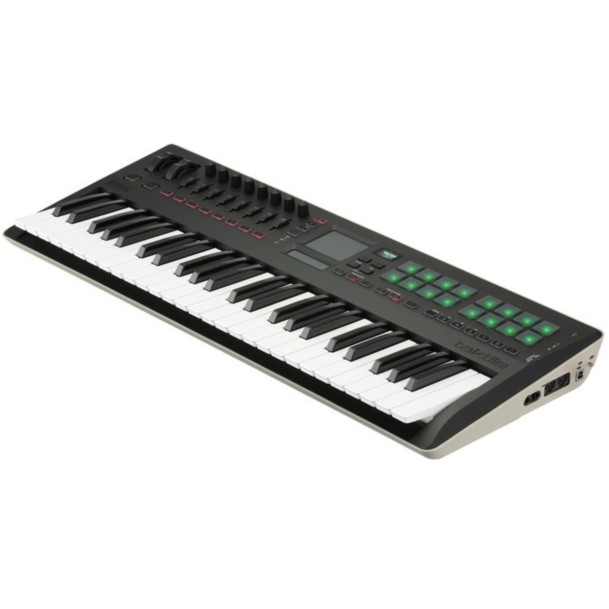 Korg Taktile-49 49 Key USB/MIDI Controller Keyboard Ex-Demo
