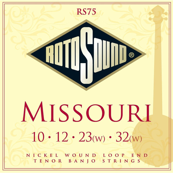 Rotosound RS75 4-string Tenor Banjo Strings