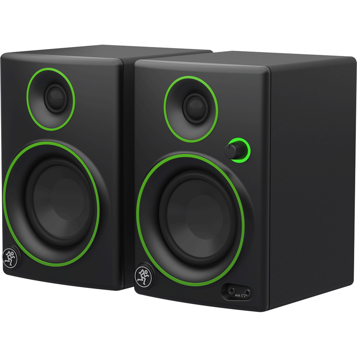mackie cr3 multimedia monitors pair at gear4music. Black Bedroom Furniture Sets. Home Design Ideas