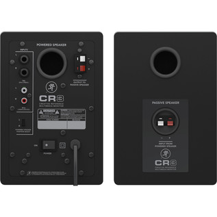 Mackie CR3 Multimedia Monitor, Pair