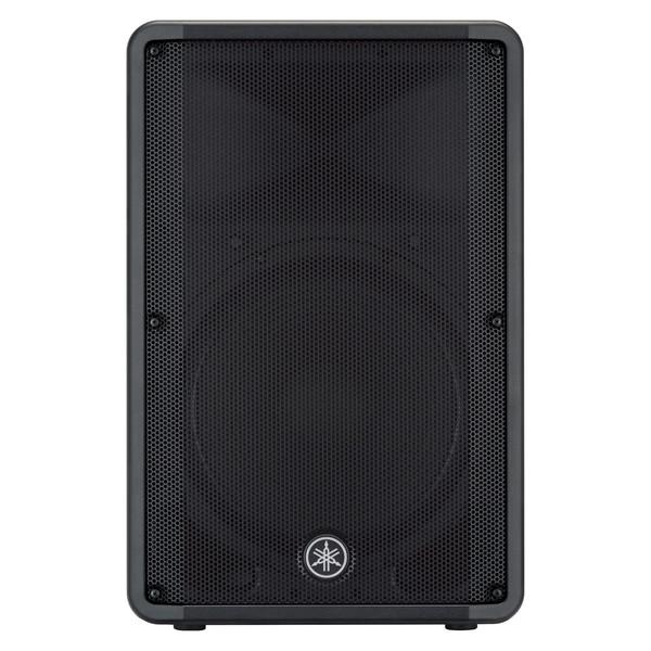Yamaha DBR 15 Active PA Speaker front