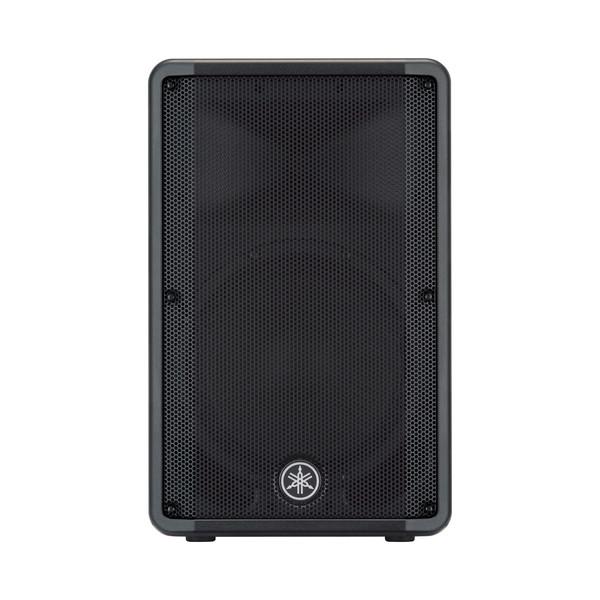 Yamaha DBR 12 Active PA Speaker front