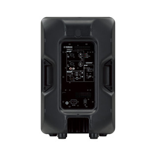 Yamaha DBR 12 Active PA Speaker rear