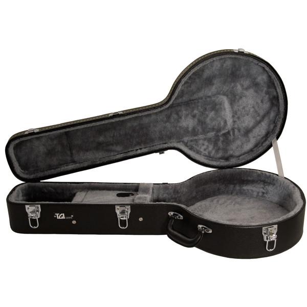 Wooden Tenor Banjo Case