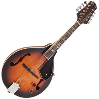 Pilgrim Redwood Electro Mandolin - A Style - Antique Violin Burst