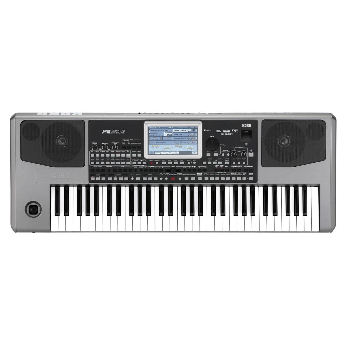 korg pa900 professional arranger keyboard at. Black Bedroom Furniture Sets. Home Design Ideas