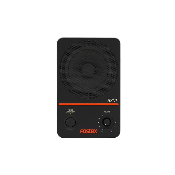 Fostex 6301NX Powered Monitor (Single) 20W Amp, 4 Inch XLR