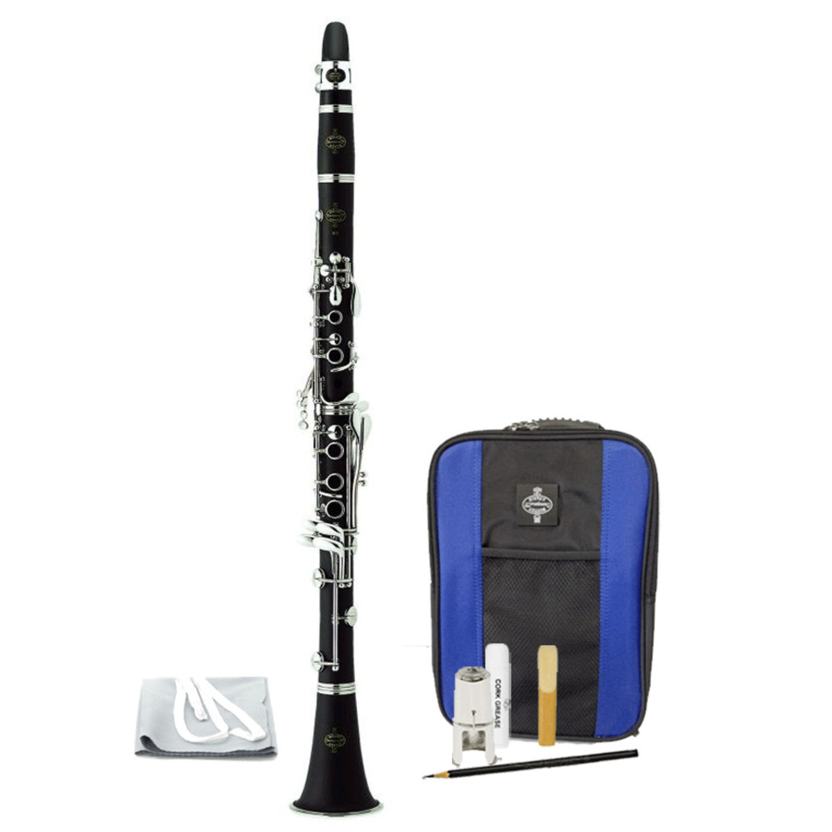 buffet b12 bb student clarinet outfit at gear4music rh gear4music com buffet b12 clarinet review buffet b12 clarinet used