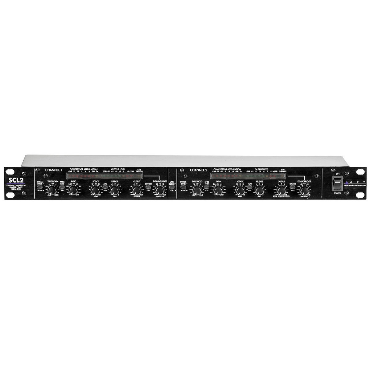 Click to view product details and reviews for Art Scl2 Dual Stereo Compressor Limiter Expander Gate.