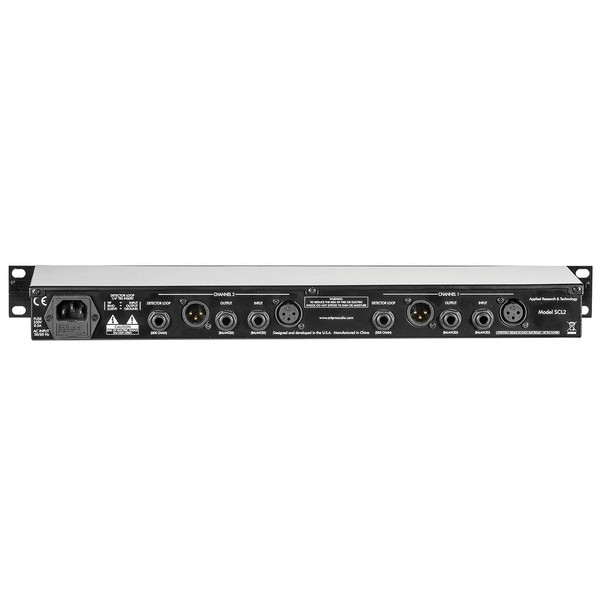 Art SCL2 Dual Stereo Compressor/Limiter Expander/Gate