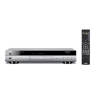 Yamaha RXA840 Blu-Ray Player, Titanium