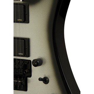 Jackson X Series KEXMG Kelly Electric Guitar, Silverburst