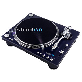 Stanton STR8-150 Turntable with Straight Tone Arm