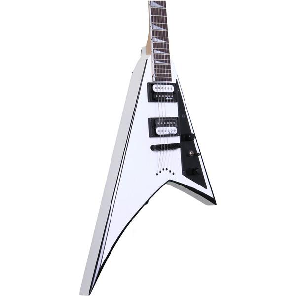Jackson JS32T Rhoads Electric Guitar, White