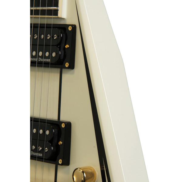 Jackson RRT 3 Pro Series Rhoads Electric Guitar, Ivory