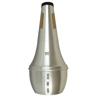 Denis Wick Straight Eb Tuba Mute, All Aluminium