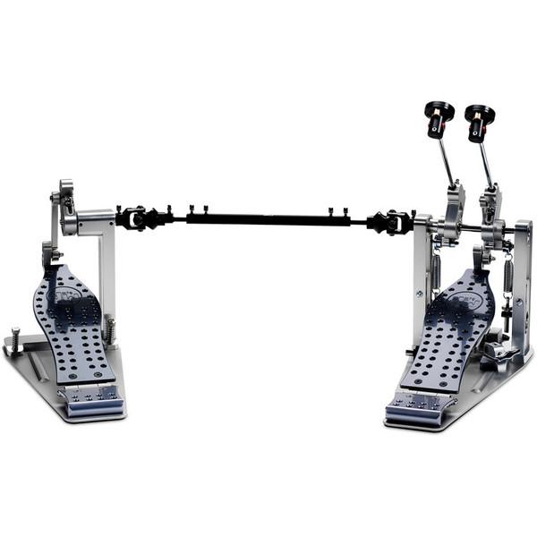 DW Machined Direct Drive Double Kick Pedal