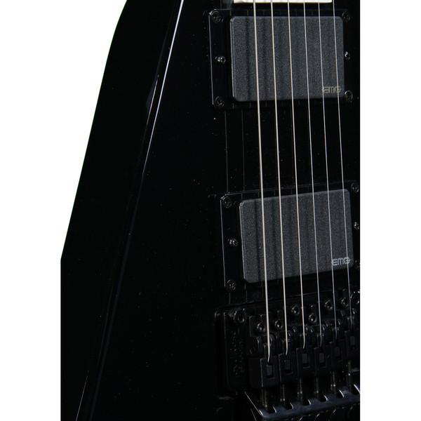 Jackson KVXMG X Series King V Electric Guitar, Black