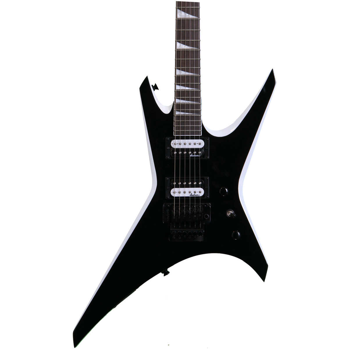 Jackson Js32 Warrior Electric Guitar Black At Gear4music