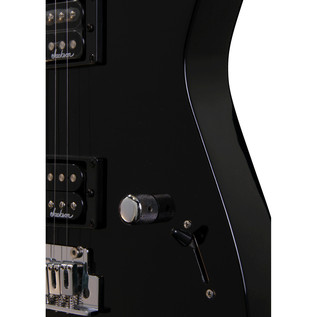 Jackson JS11 Dinky Electric Guitar, Gloss Black