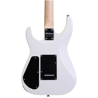 Jackson JS11 Dinky Electric Guitar, Gloss White