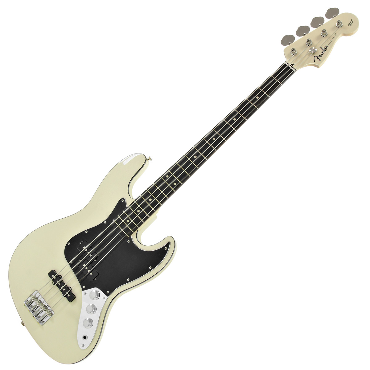 Aerodyne Jazz Bass Vintage White Fender Japan FSR Loading Zoom