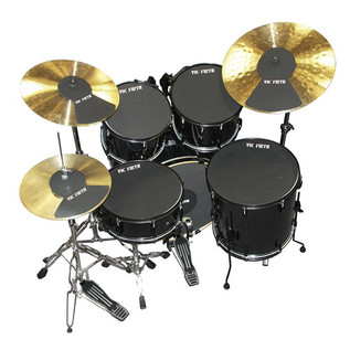 Vic Firth Drum Mutes for Rock Fusion Kit