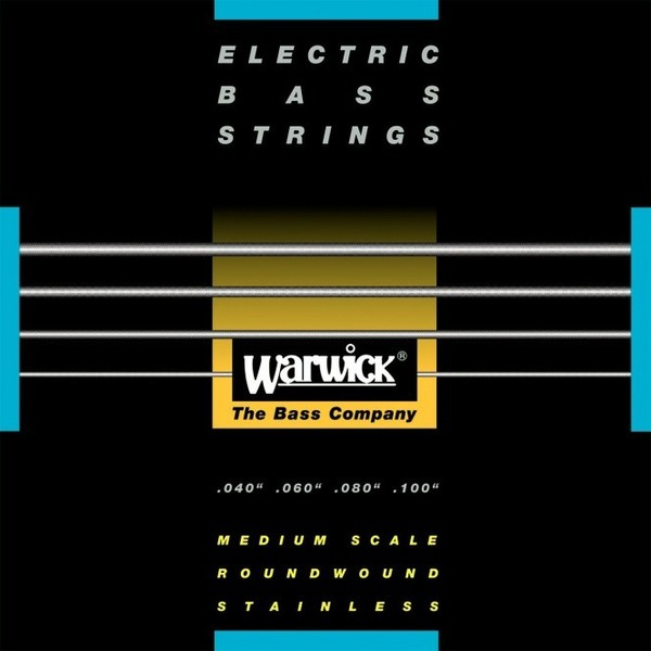 Warwick Black Label 39210-ML Bronze Bass Strings