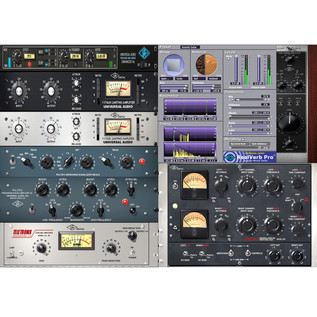 Universal Audio UAD-2 Satellite Thunderbolt QUAD Custom