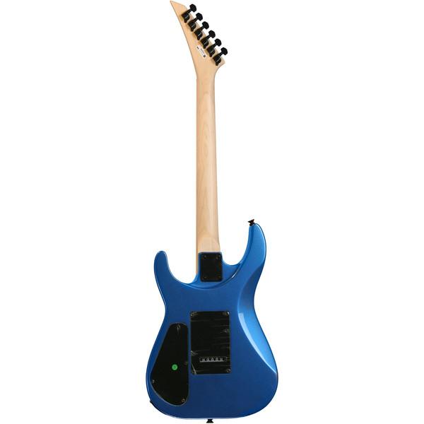 Jackson JS22 Dinky Arch Top Electric Guitar, Metallic Blue
