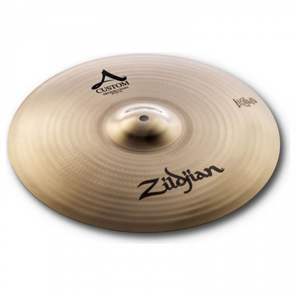 Zildjian A Custom 16'' Medium Crash Cymbal, Brilliant Finish