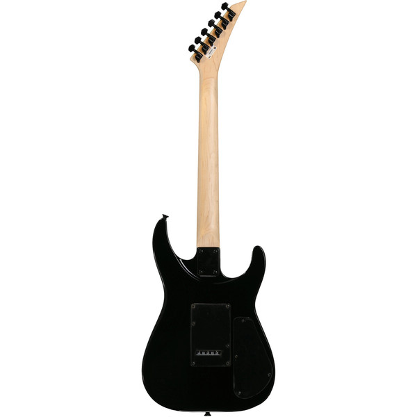 Jackson JS22L Dinky Left Handed Electric Guitar, Gloss Black
