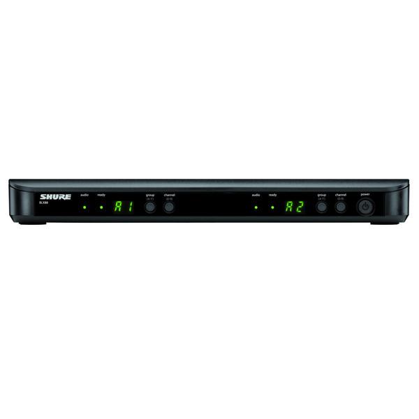 Shure BLX188UK/SM35-K3E Dual Wireless SM35 Headset System