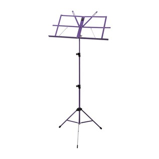 Stentor Music Stand, Purple