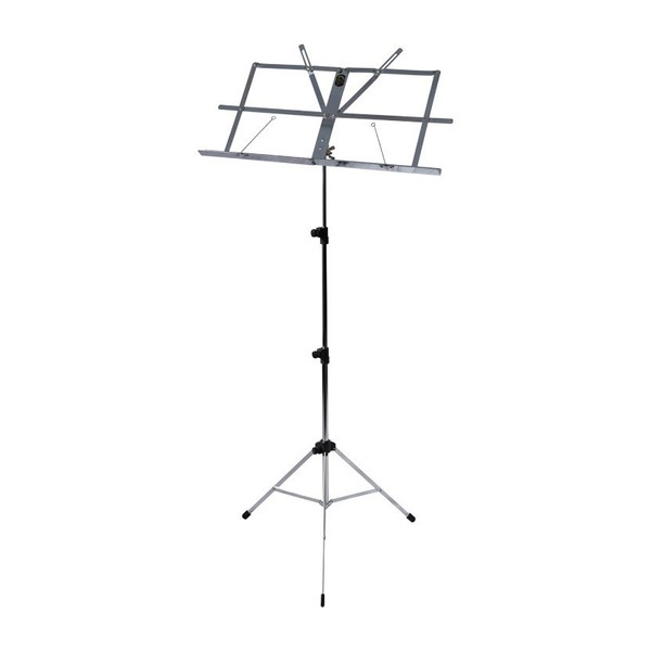 Stentor Music Stand, Nickel