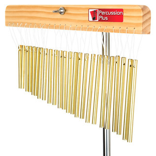 Percussion Plus Wind Chimes, Set Of 24