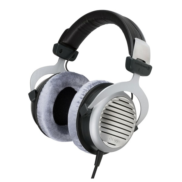 Beyerdynamic DT 990 Edition Headphones, 600 Ohm, Front Angled Right